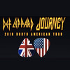 Journey and Def Leppard, Wells Fargo Arena, Des Moines
