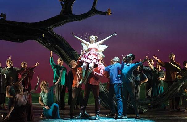 Florida Grand Opera Orfeo ed Euridice, Au Rene Theater, Fort Lauderdale