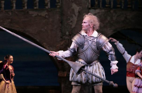 Houston Ballet Don Quixote, Sarofim Hall, Houston