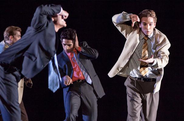 Houston Ballet Play, Brown Theater, Houston