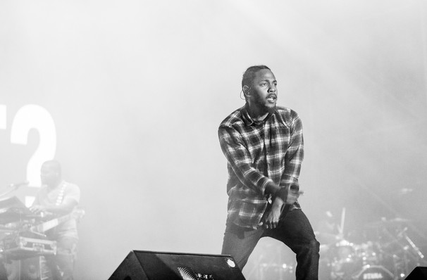 Kendrick Lamar with SZA and Schoolboy Q, Perfect Vodka Amphitheatre, West Palm Beach