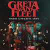 Greta Van Fleet, Bill Graham Civic Auditorium, San Francisco