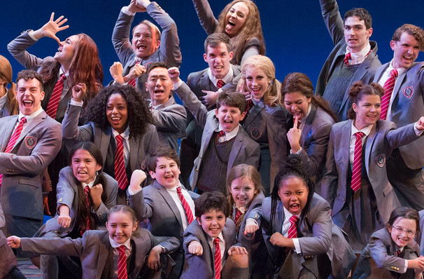Matilda The Musical, Walnut Street Theatre, Philadelphia