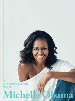 Michelle Obama at Milwaukee Theatre