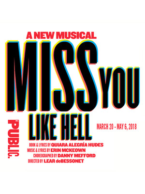 Miss You Like Hell Poster