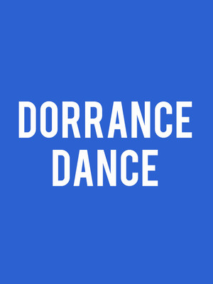 Dorrance Dance at Mccarter Theatre Center