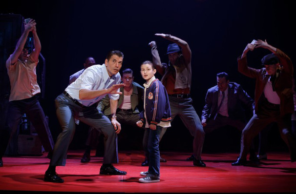 A Bronx Tale, North Charleston Performing Arts Center, North Charleston