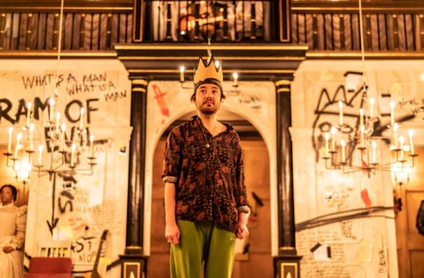 Hamlet, Shakespeares Globe Theatre, London