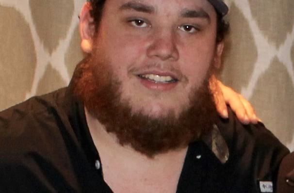 Luke Combs, Enterprise Center, St. Louis