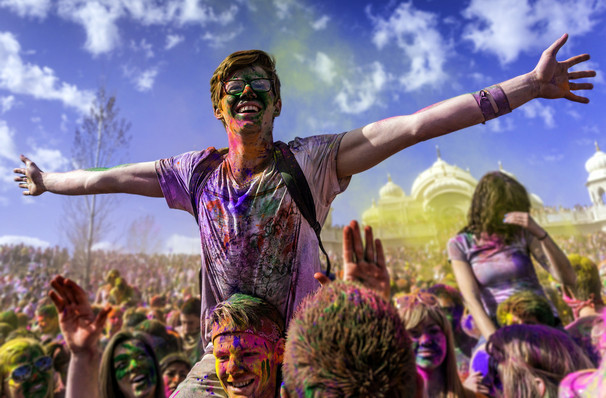 Holi in the City, Stage 48, New York