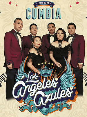 Los Angeles Azules at Saroyan Theatre