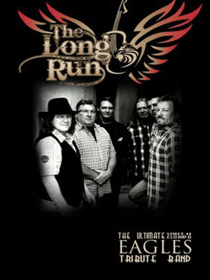 The Long Run - Eagles Tribute Poster