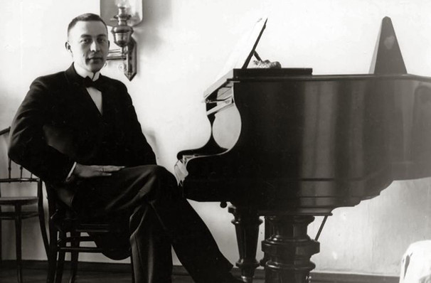 St Louis Symphony Rachmaninoff Piano Concerto No 2, Powell Symphony Hall, St. Louis