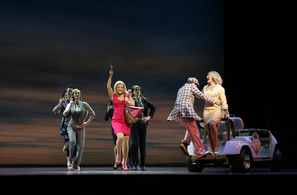 Legally Blonde The Musical, Valentine Theatre, Toledo