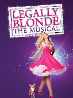 Legally Blonde The Musical at Pantages Theater