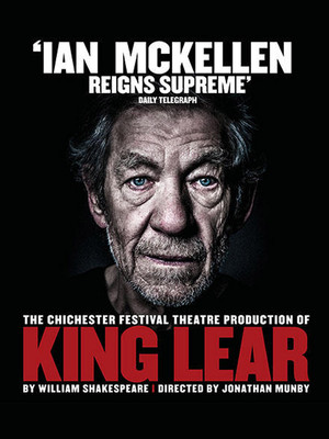 King Lear, Duke of Yorks Theatre, London