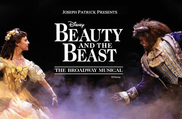 Beauty and the Beast, Randolph Theatre, Toronto