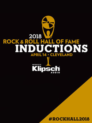Rock And Roll Hall Of Fame Induction Ceremony Poster