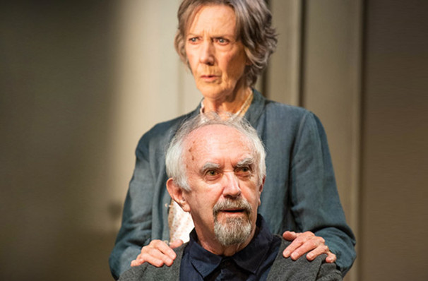 Jonathan Pryce And Eileen Atkins Are 'Magnetic' In The Height Of The Storm