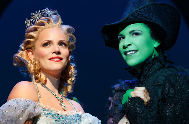 Wicked - Behind the Emerald Curtain - Gershwin Theater, New York, NY - Tickets, information, reviews