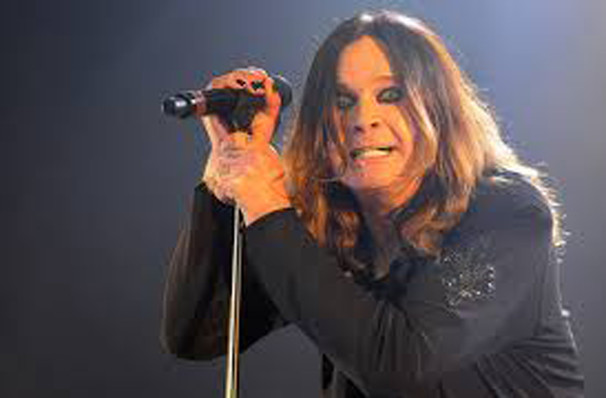 Ozzy Osbourne and Stone Sour, Cynthia Woods Mitchell Pavilion, Houston