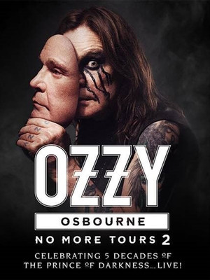 Ozzy Osbourne and Stone Sour at Blossom Music Center