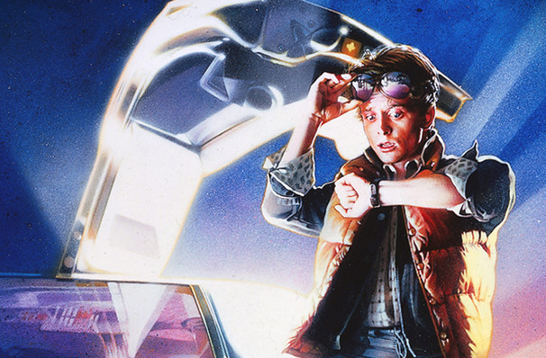 Back to the Future In Concert, Helzberg Hall, Kansas City