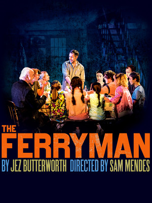 The Ferryman at Bernard B Jacobs Theater