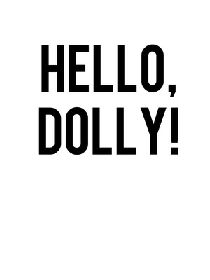 Hello Dolly, Spokane Civic Theatre, Spokane