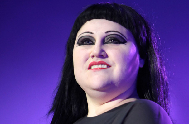 Beth Ditto, Union Transfer, Philadelphia