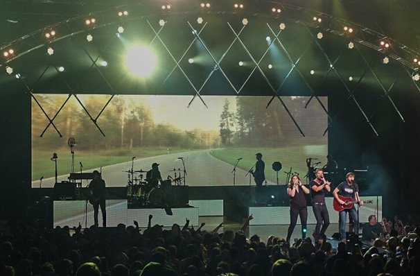Lady Antebellum with Darius Rucker and Russell Dickerson, Xfinity Theatre, Hartford