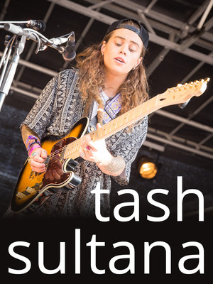 Tash Sultana at The Greek Theatre Berkley