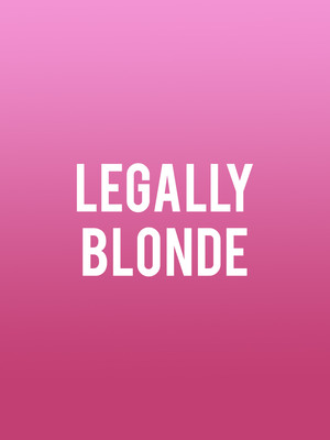 Legally Blonde at Paramount Theatre