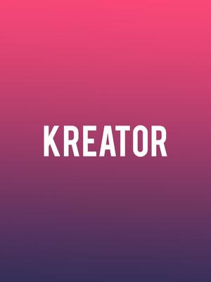 Kreator Poster