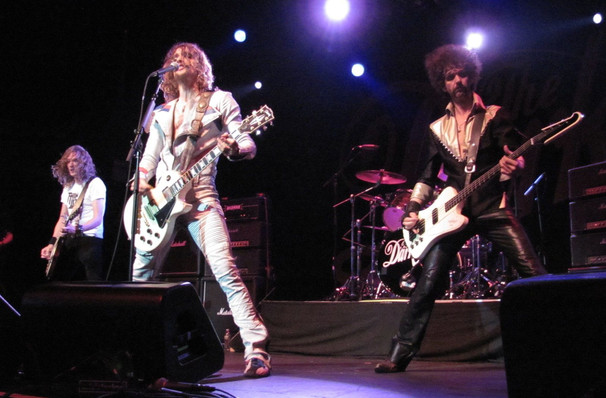The Darkness, Marquee Theatre, Tempe
