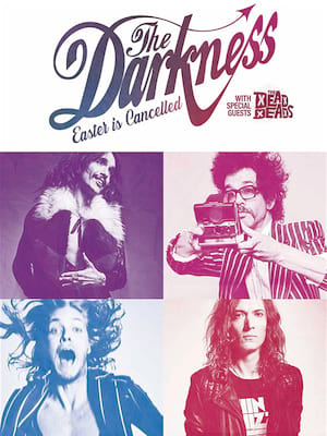 The Darkness at Rex Theatre