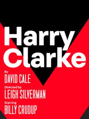 Harry Clarke at Minetta Lane Theater