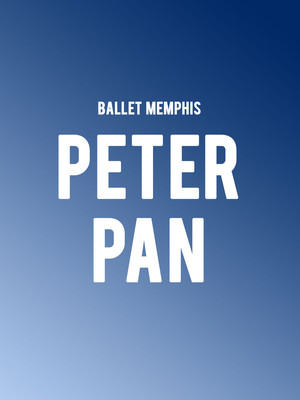 Ballet Memphis - Peter Pan at Orpheum Theater