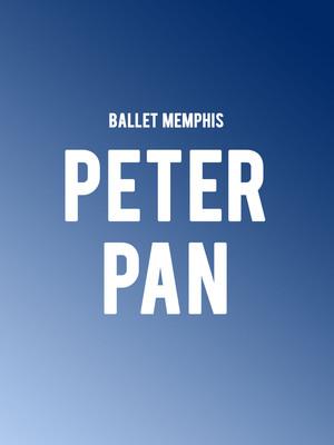 Ballet Memphis Peter Pan, Orpheum Theater, Memphis