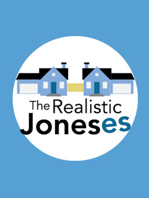 The Realistic Joneses Poster