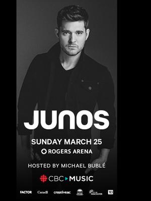 2018 Juno Awards Poster