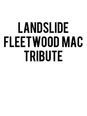 Landslide Fleetwood Mac Tribute, Pikes Peak Center, Colorado Springs