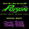 Poison with Cheap Trick, Grand Sierra Theatre, Reno