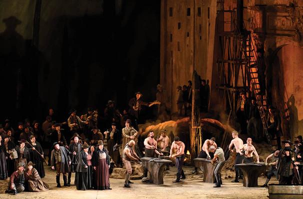Lyric Opera of Chicago Il Trovatore, Civic Opera House, Chicago