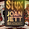 Styx and Joan Jett, Jiffy Lube Live, Washington