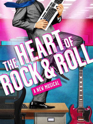 Heart of Rock and Roll Poster