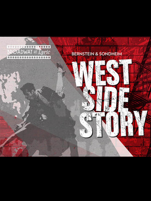 Lyric Opera of Chicago - West Side Story Poster