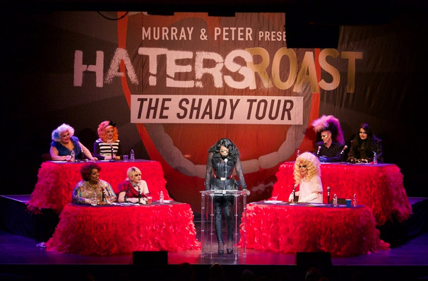 Haters Roast, Burton Cummings Theatre, Winnipeg