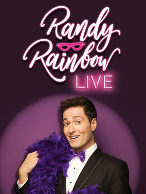 Randy Rainbow Live at Baum Walker Hall
