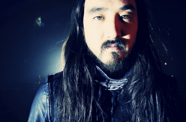 Steve Aoki, Revention Music Center, Houston